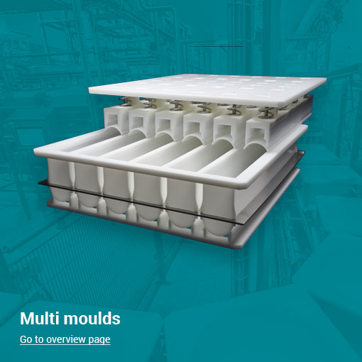 Multi moulds