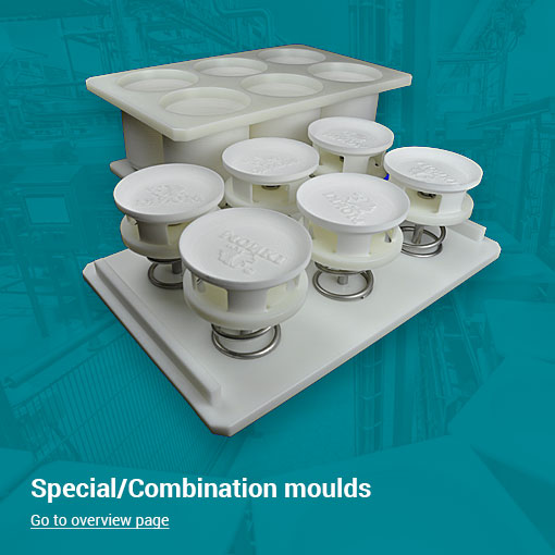 Special moulds