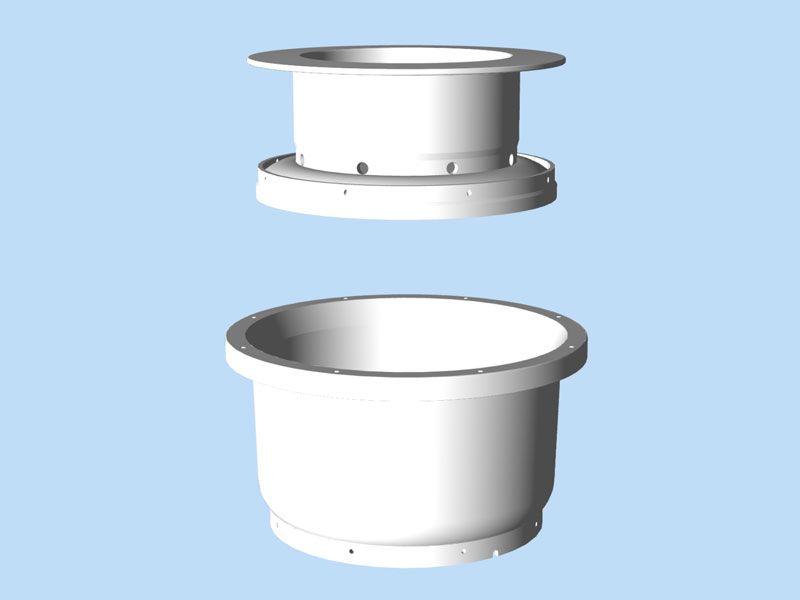 Afbeelding 1 van Gouda Ø254 mm (4/5 kg)