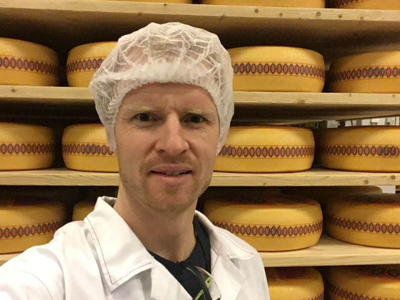 Mastering the art of Jarlsberg cheese